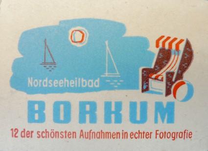 Fotoalbum Borkum
