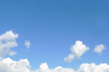 Wolken im September