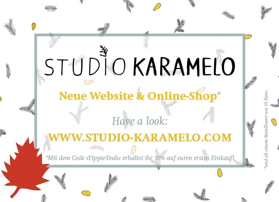 Shop Opening STUDIO KARAMELO