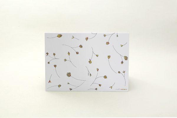Grußkarte Graeser | Greeting Card grasses | studiokaramelo