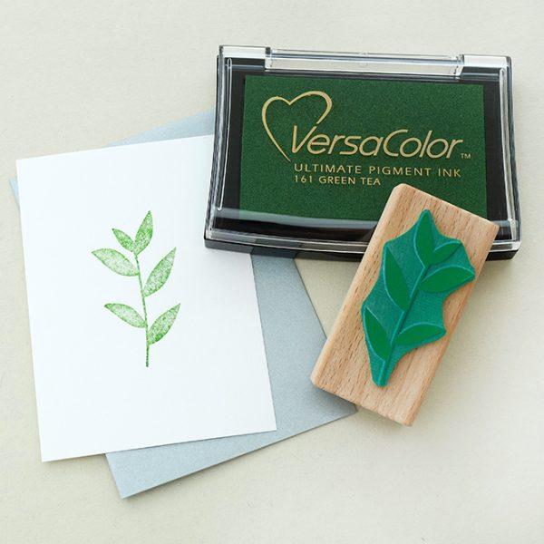 Stempelkissen VersaColor Green Tea, Nr. 161 | STUDIO KARAMELO | ink pad versacolor green tea