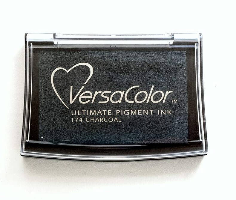 Stempelkissen VersaColor Charcoal Nr. 174 (Anthrazit)