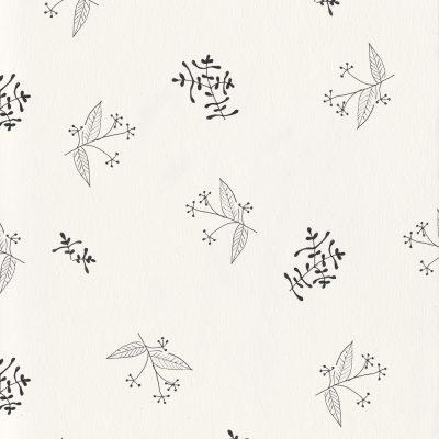 Botanische Illustration, Muster Aeste, floral pattern, wedding, botanical illustration | STUDIOKARAMELO | Illustrationen Pflanzen für Logo, Branding, Produktverpackungen, Hochzeiten