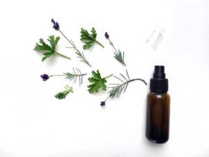 Aromatherapie: Lavendel Citronella Spray für einen klaren Kopf und gegen Mücken