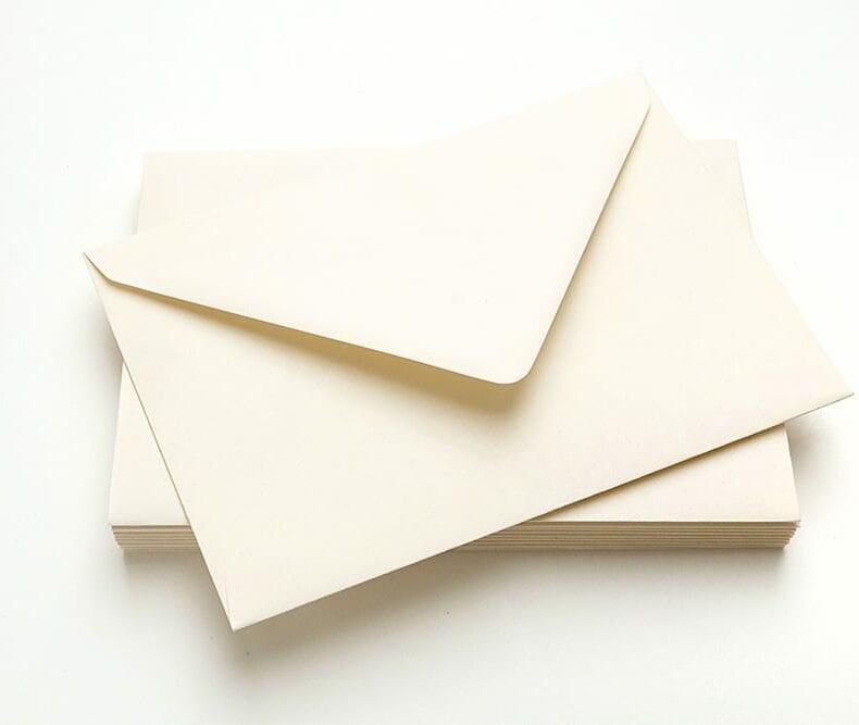 Umschlaege, Kuverts, Klappkarten, SET, Recycling | STUDIO KARAMELO