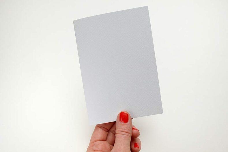 Klappkarte, Kuverts, Umschläge, weiß, Superior Qualität, Recycling