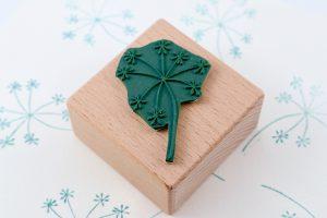 Stempel Doldenblüte, Pflanzenstempel, Stempel Blüte | STUDIO KARAMELO