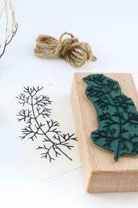 Stempel Unterwasserpflanze #03 Seegras Alge   STUDIO KARAMELO