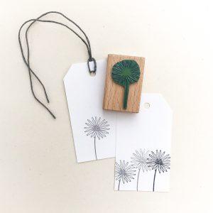 Stempel Gänseblümchen Blumenstempel | STUDIO KARAMELO