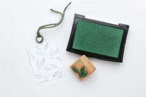 Stempelkissen olive grün von Versa Color | STUDIO KARAMELO