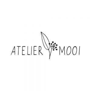 botanisches Branding Logo Interior Design atelier mooi | STUDIO KARAMELO