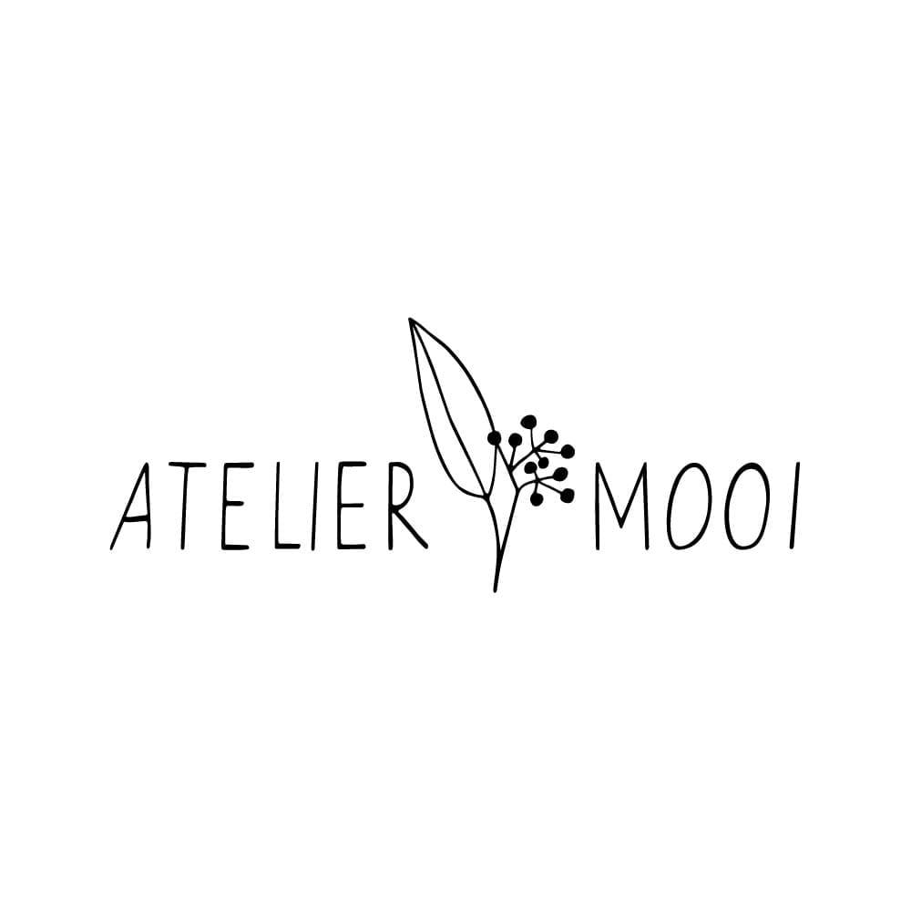 botanisches Branding Logo Interior Design atelier mooi   STUDIO KARAMELO