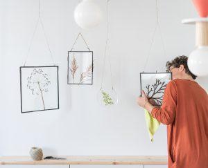 Kathrin Bender Porträt mit floating frames