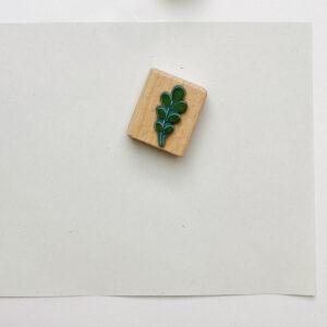 Last Minute DIY Adventskalender – Umschläge bestempeln