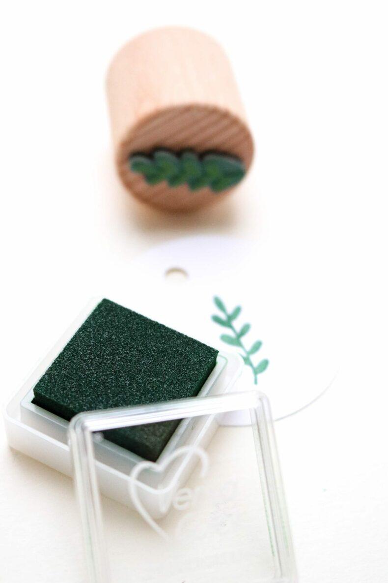 Stempelkissen Evergreen VersaColor, Mini Stempelkissen STUDIO KARAMELO