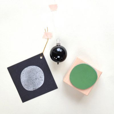 Stempel Punkt | rubber stamp dot